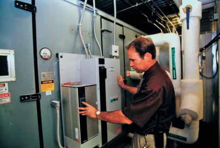 Frequency Inverter Troubleshooting